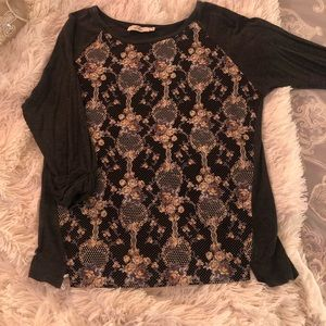 Tops - Elodie printed top (Nordstrom)